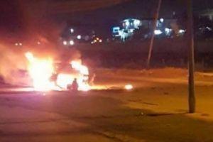 استشهاد واصابة ثلاثة اشخاص بانفجار عبوة في كركوك