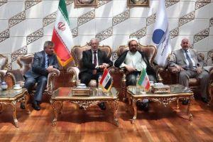 وفد برلماني برئاسة الحداد يصل الى العاصمة الايرانية طهران
