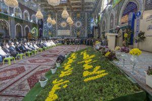 مهرجان ربيع الشهادة الثقافي العالمي يختتم فعاليته في مدينة كربلاء المقدسة