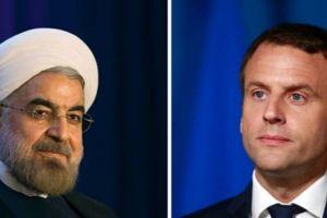 الرئيس الفرنسي: نعترف ان اجراءات اوروبا لم تكن فاعلة في التعويض عن الحظر الاميركي على ايران
